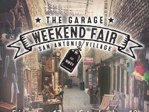 The Garage Weekend Fair
