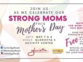 Strong Moms: Mother's Day Celebration