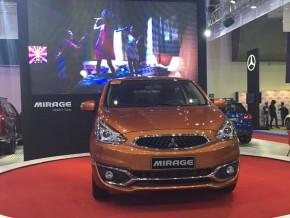 Mitsubishi Motors to launch 2016 Mirage