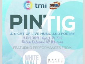 Pintig: A Night of Live Music and Poetry