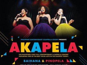 AKAPELA: The First Contemporary A Cappella Concert