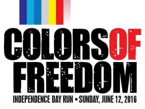 Colors of Freedom Run 2016: Independence Day Run