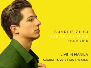 Charlie Puth Live in Manila 2016