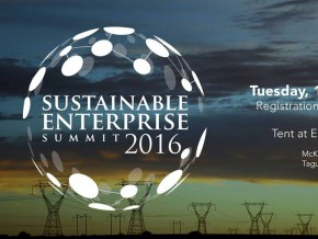 Sustainable Enterprise Summit 2016