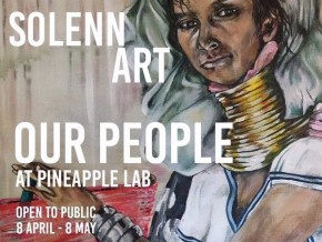 Solenn Art: Our People at Pineapple Lab