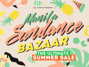 Manila Sundance Bazaar