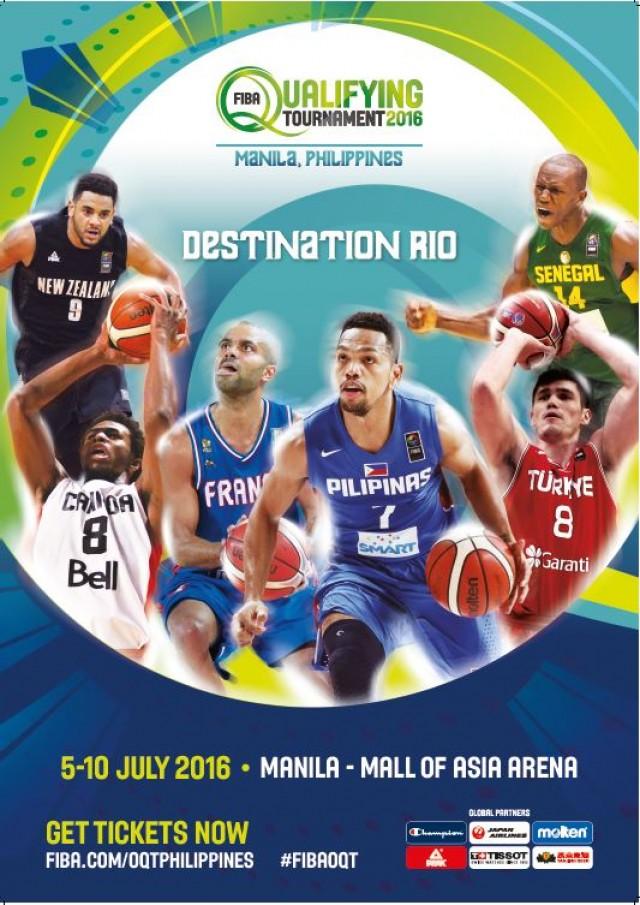2016 FIBA Olympic Qualifying Tournament | Philippine Primer