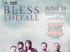 BlesstheFall Live in Manila