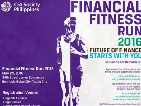 Financial Fitness Run 2016