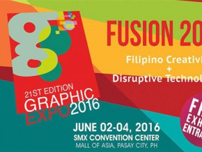 Graphic Expo 2016