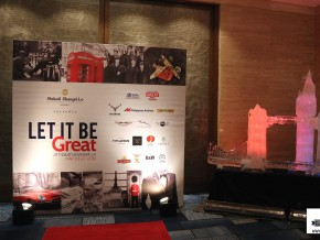 The British Invasion: Let It Be Great at Shangri-La Makati