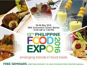 13th Philippine Food Expo