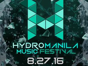 Expect rain, music and fun at Hydro Manila Music Festival!