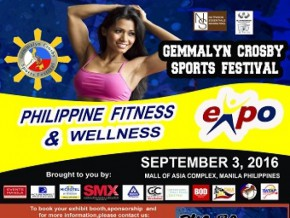Philippine Fitness and Wellness Expo 2016