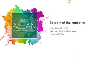Become a part of the marketing mix at the Hello Asean: 47th National Marketing Conference!