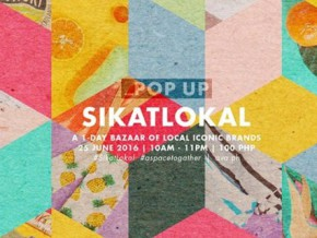 Pop Up: Sikatlokal