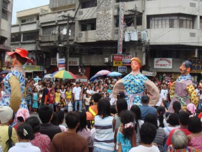 Body paint and merriment come together at Pintados Kasadyaan Festival