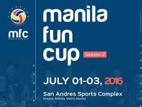 Welcome to this year 2nd Season of the Manila Fun Cup 2016!