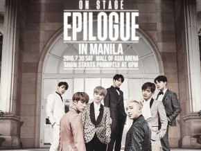 Expect dope explosions and fire as BTS returns to Manila!