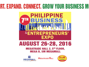 Start, expand and grow your business at the Philippine Business and Entrepreneurs' Expo