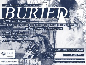 Discover the Philippine's lost architecture at BURIED