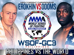 Philippines vs The World as WSOF GC hits Philippine shores