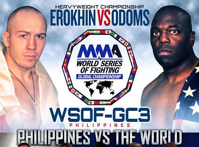 World Series of Fighting Globa...