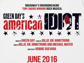 Rock out to Green Day's American Idiot: The Musical