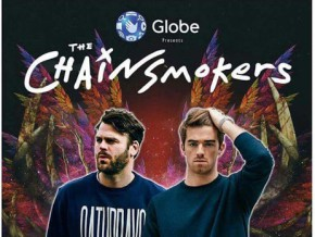 Get ready to party with The Chainsmokers!