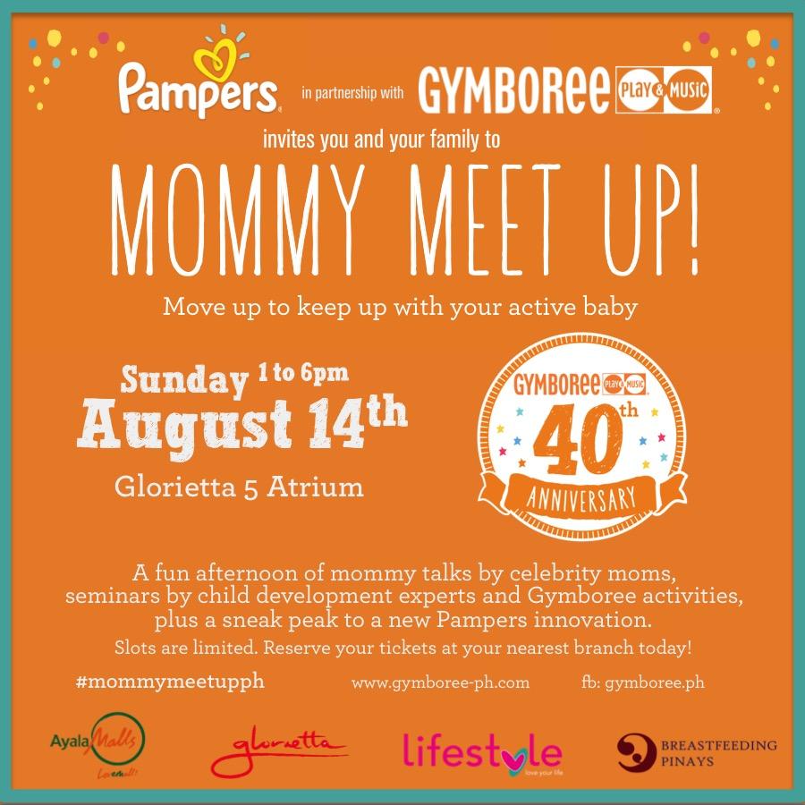 Glorietta philippine primer mommy meet up at glorietta 5 makati stopboris Choice Image