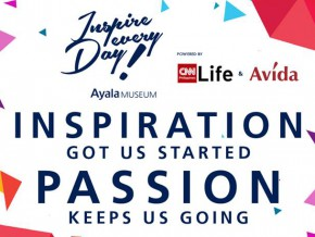 FREE Admission at Ayala Museum for Inspire Every Day 3.0