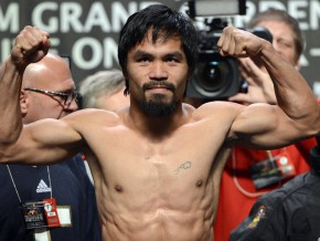 Manny Pacquiao to return in the boxing ring on November 5