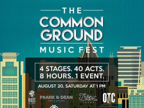 A day full of music: The Common Ground Music Fest