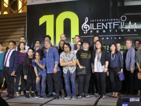 Rocking Silence: 10th International Silent Film Festival