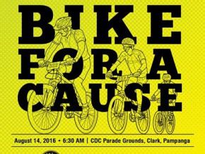 Gear up and give back at R.O.X. Bike For A Cause 2016!