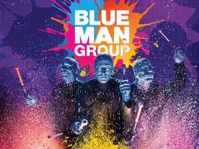 Blue Man Group to perform for the first time in Manila