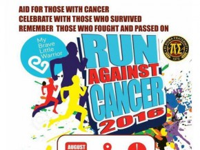 Time to Run Against Cancer