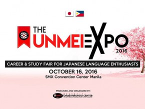 The Unmei Expo 2016: Career and Study Fair for Japanese Language Enthusiasts