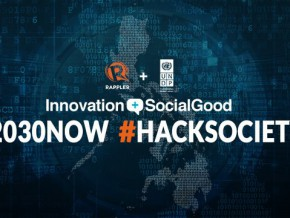 Social Good Summit Philippines 2016