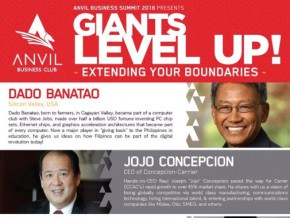 Extend your boundaries: Anvil Business Summit 2016