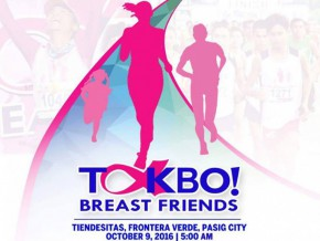 Takbo! Breast Friends Fun Run for a Cause