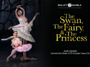 Ballet Manila: The Swan, The Fairy, and The Princess