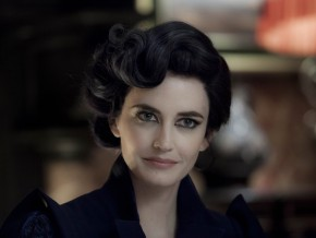 "Eva Green: Protector in ""Miss Peregrine's Home for Peculiar Children"""