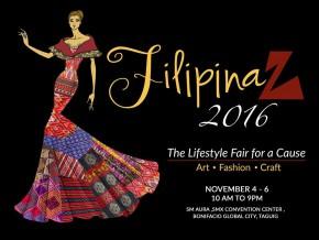 Filipina Z 2016: A Lifestyle Fair for a Cause