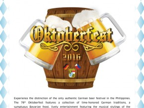 Beer drinkers rejoice! A list of Oktoberfest events for 2016