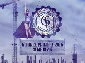 G-Force Project Sembreak Dance Workshop 2016