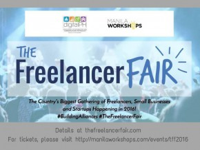 Learn to work on your own terms: The Freelancer Fair 2016