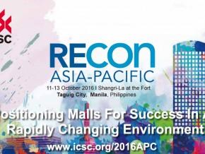 Recon Asia-Pacific 2016