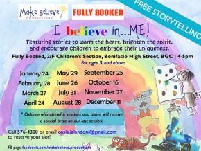 Make Believe Interactive Storytelling Series 2016