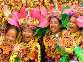 A Festival to celebrate a city's identity: the Pintaflores Festival of San Carlos City